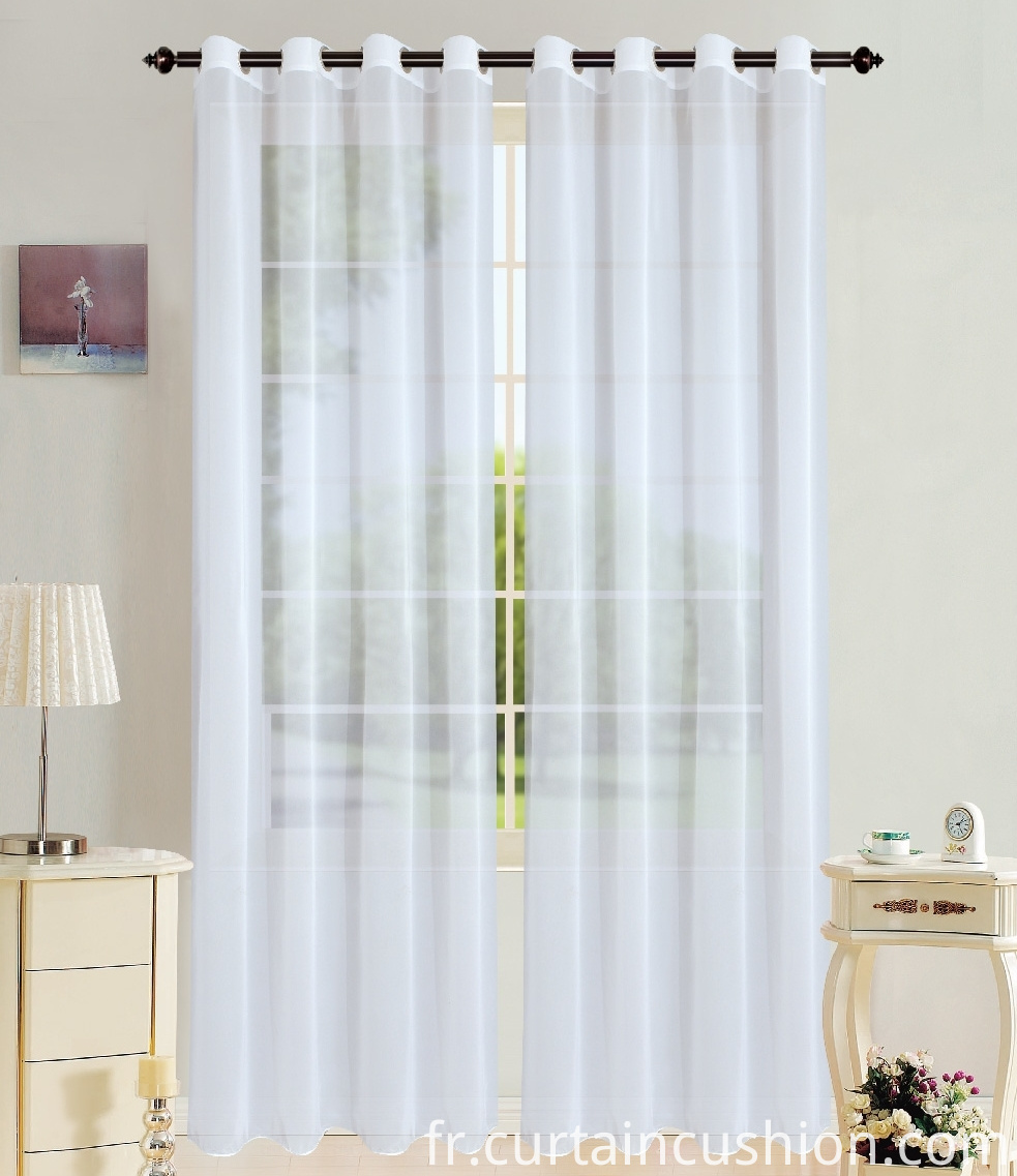 Nice Quality Sheer Curtain