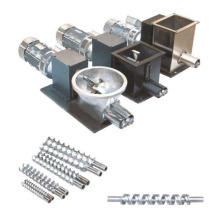 Long term supply plastic screw extruder feeder