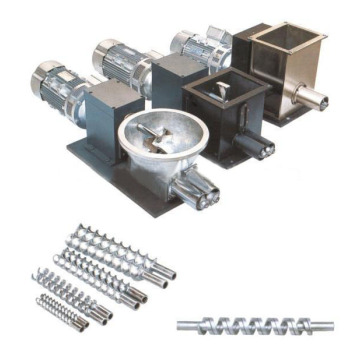 Long term supply plastic screw extruder feeder