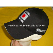 brand racing caps with embroidery caps