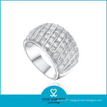 Fashionable Silver Jewelry Finger Ring (SH-R0075-2)
