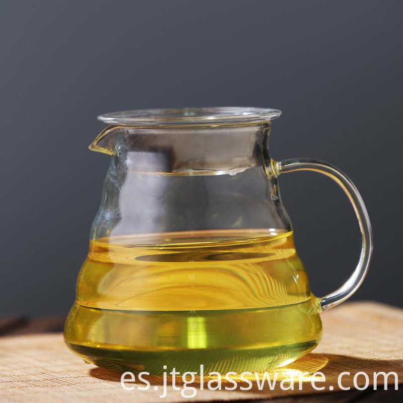 glass infusion teapot