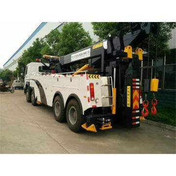 Camión de extracción de bloque de carretera HOWO 8x4