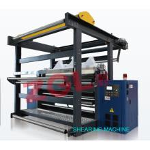 Machine à cisailler pour flanelle