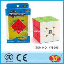 YJ YongJun Yulong Speed Cube Обучающие игрушки English Упаковка для продвижения