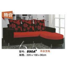 Fashion Design Promotion Living Room Fabric Sofa 890A