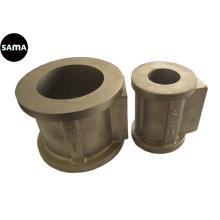 Precisión del cuerpo de la válvula de bola de acero, inversión, fundición de cera perdida