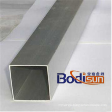 Aluminum Straight Tube, Profile, Extruded, Extrusion, Radiator