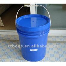 plastic paint bucket injection mould