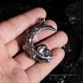 Stainless Steel Sailor Moon Chain Pendant Hip Hop Necklace Jewellery