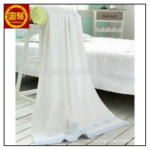 Toalla de baño al por mayor del tamaño estándar para la toalla de baño del hotel de la microfibra