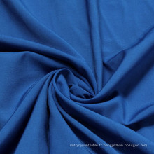 Twill Rayon Viscose et Polyester Blend Fabric