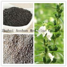 100% semillas de sésamo blanco y negro crudo