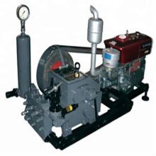 BW160 Small single cylinder mud pump sludge pump price