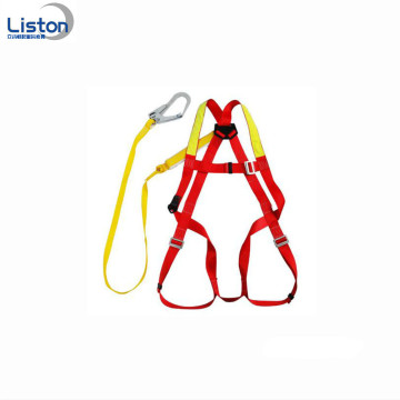 Alloy Steel D-ring Full Body Safety Belt Harness