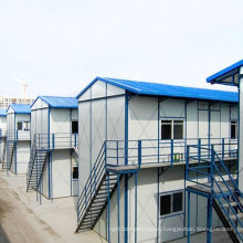 Light Steel Structure Prefabricated House for Workers Dormitory