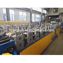 Алюминиевая стальная металлическая лестничная машина, низкорамная машина для продольной резки