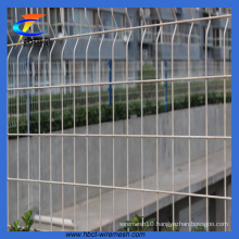 Triangle Bends Fence/Wavy Fencing Wire Mesh (CT-45)