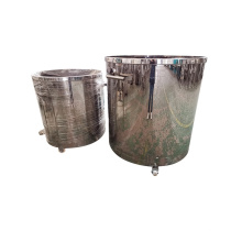 Paint stainless steel mixing storage tank