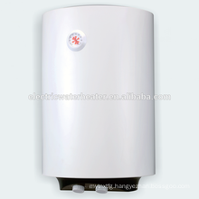 Cylindrical glass lined tank hot water heater capacity
