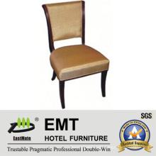 Wooden Frame Hotel Chair Banquet Chair (EMT-HC127)