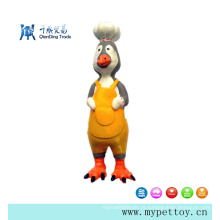 Brinquedo de látex Cook-Cock Pet para Cachorro
