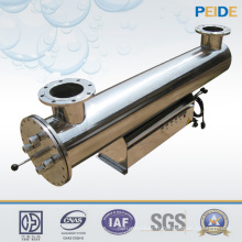 Désinfection UV Equipement de traitement de l'eau Stérilisateur UV pour l'aquaculture