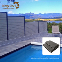 WPC Fence, Applied to Swimming Pool on Thehotel/House