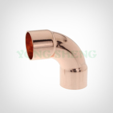 Red Copper Long Elbow
