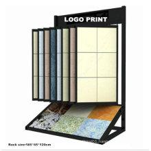 Wing Rack Tile Display Stand/Granite Tile Display