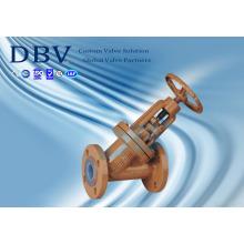 Wcb Fluor Seated Globe Ventil mit Ce Zulassung
