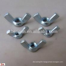 carbon steel wing/butterfly nut M4-M36