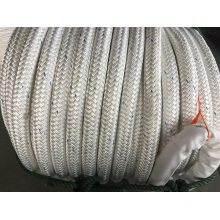 Doppelte Zopf-Chemiefaser-Seile, die Polypropylen, Polyester-Mischungs-Seil, Nylon-Seil festmachen