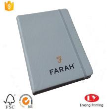 Custom A5 Hardcover-Notizbuch mit PU-Abdeckung