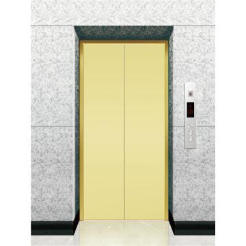 Посадка двери лифта
