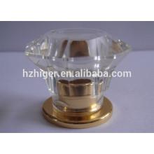 Huiles essentielles en alliage d'aluminium huiles essentielles bouchons à vis