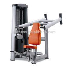 Máquina da imprensa do ombro / equipamento interno da aptidão