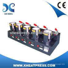 Máquina de imprensa de calor de 5 em 1 combo