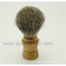 La dernière brosse à raser professionnelle Badger
