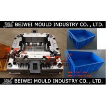 Euro Type Plastic Storage Crate Mould