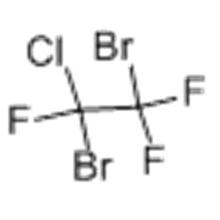 1,2-Dibromo-1-chloro-1,2,2-trifluoroethane CAS 354-51-8