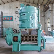 10 toneladas por dia do expulsor de óleo da máquina de prensa de óleo