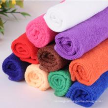 Multi-propósito barato microfibra cozinha casa toalha de limpeza