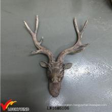 Vintage Decor Wall Mounted Resin Deer Head