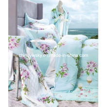 100%Polyester Printed Microfiber Brushed Fabric