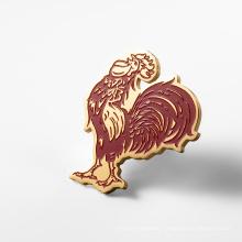 Promotional Personalized Enamel Custom Engraved Craft Medallion Metal Badges Fashion Design For Souvenirs