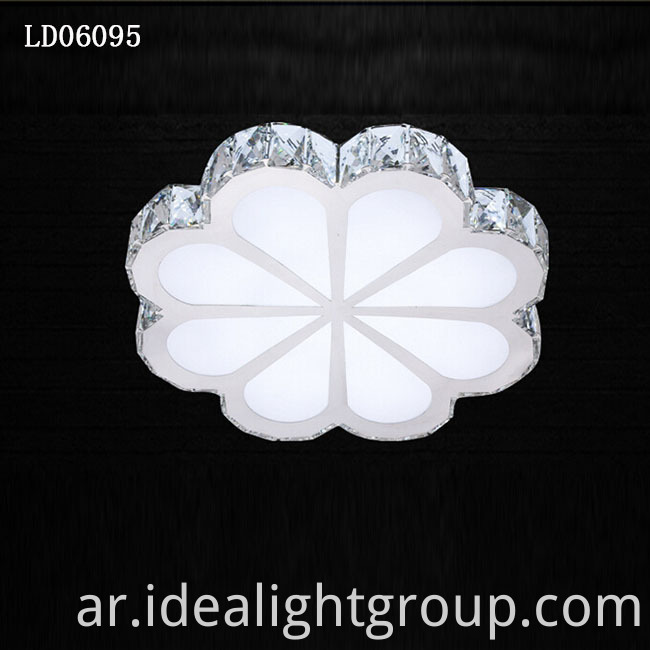 steel ceiling led light