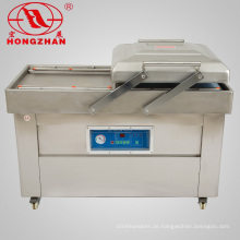 Doppelkammerverpackung Lebensmittel-Vakuumiermaschine