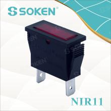 Soken LED / Neon 2 Pin Indikator Licht