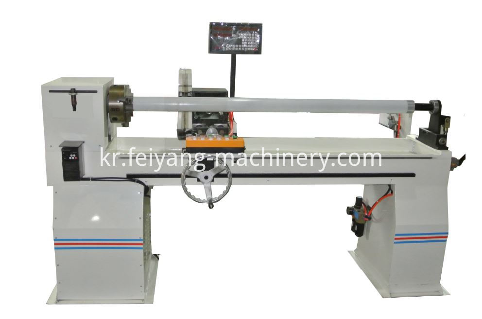 new paper cutting machine